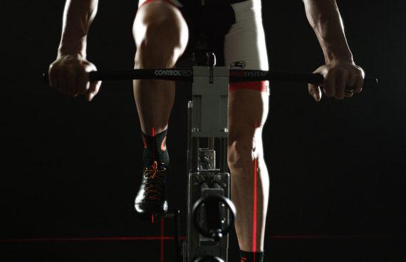 Regolazione del manubrio professionale per bici da corsa