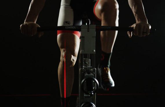 Regolazione laser della biomeccanica nel ciclismo