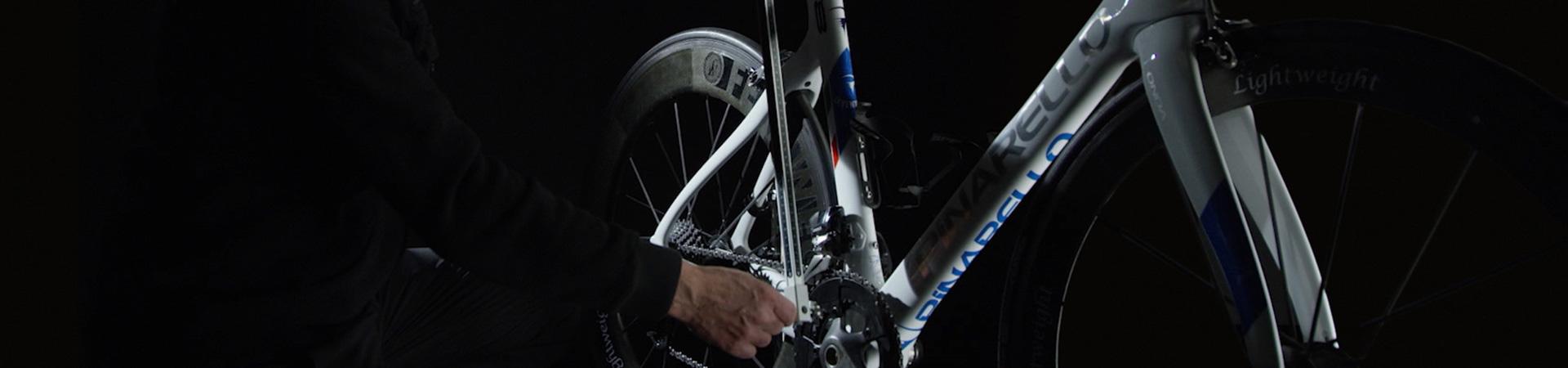 Calibro di Misura Biomeccanico per Ciclismo