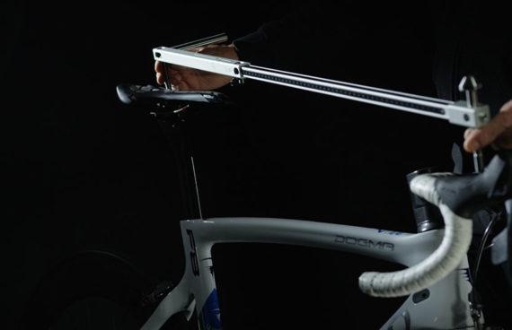 Analisi antropomerica bici